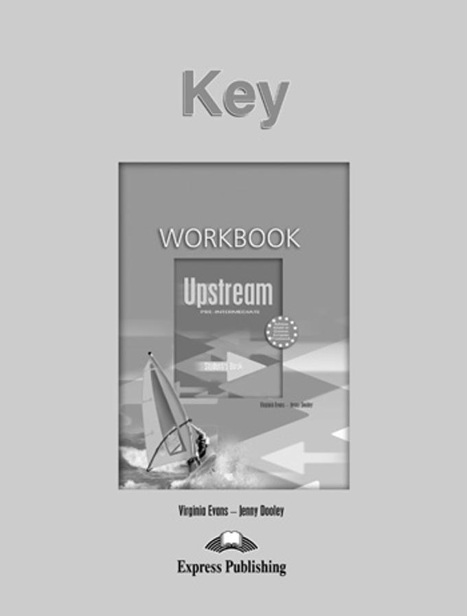 решебник upstream pre intermediate b1
