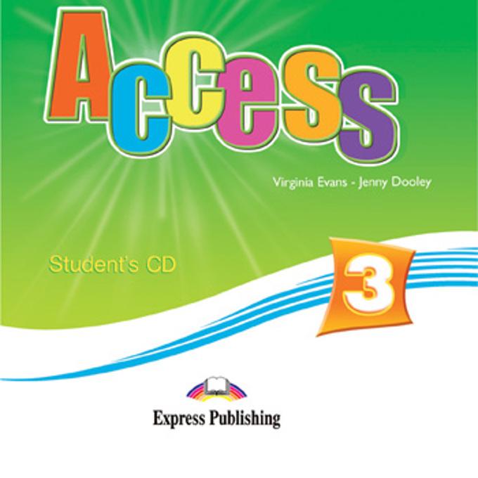 Access 3. Students Audio CD. Pre-Intermediate. Аудио CD