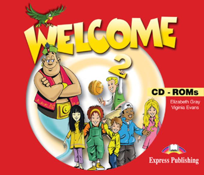 Welcome 2: Pupil s Book Элизабет Грей, Вирджиния